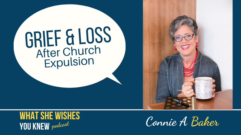 She Was Asked to Leave Her Church, What Do I Say? – Connie A Baker #6