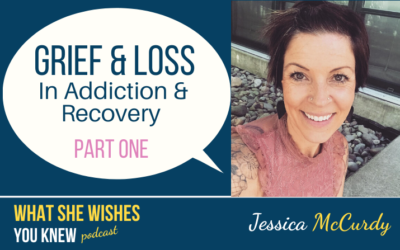 Her Son Has an Addiction, What Do I Say?  Part 1 -Jessica McCurdy #11
