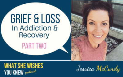 Her Son Has an Addiction, What Do I Say? Part 2 – Jessica McCurdy #12